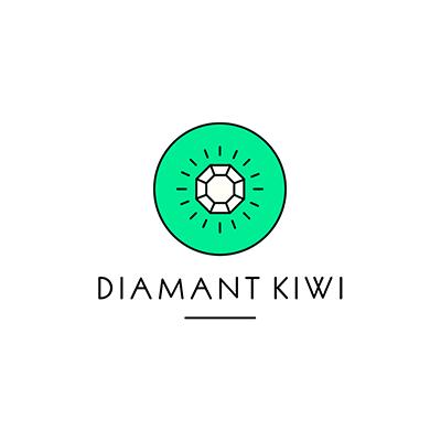 Diamant-Kiwi